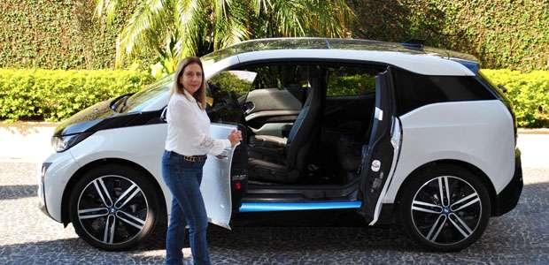 Com um BMW i3, o futuro é agora