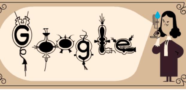 Google homenajea a Anton van Leeuwenhoek en su doodle