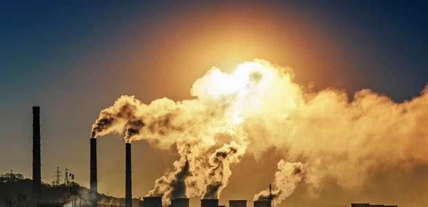 Gases do efeito estufa na atmosfera batem recorde em 2015