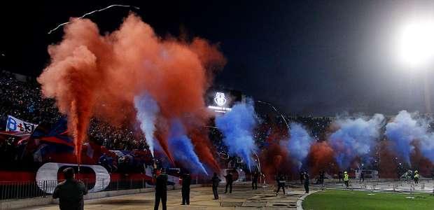 Estadio Seguro aclara el uso de pirotecnia y humo en ...