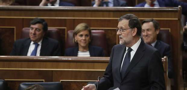 Mariano Rajoy no logra el apoyo del Congreso en la ...