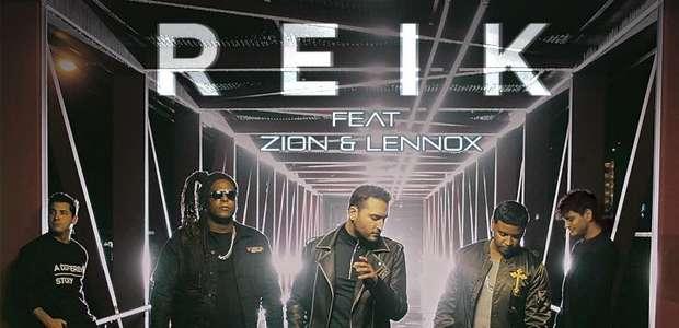 Baila con la nueva canción de Reik y Zion & Lennox