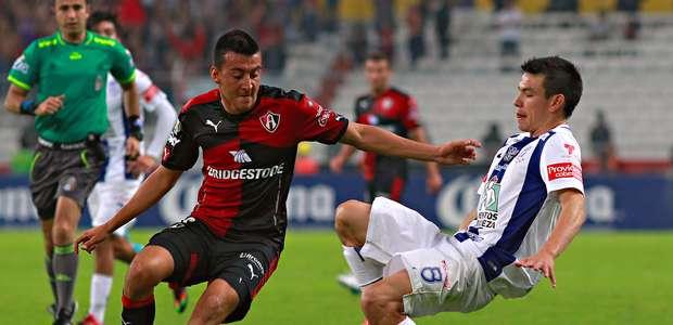 EN VIVO: Pachuca vs Atlas jornada 15 Liga MX