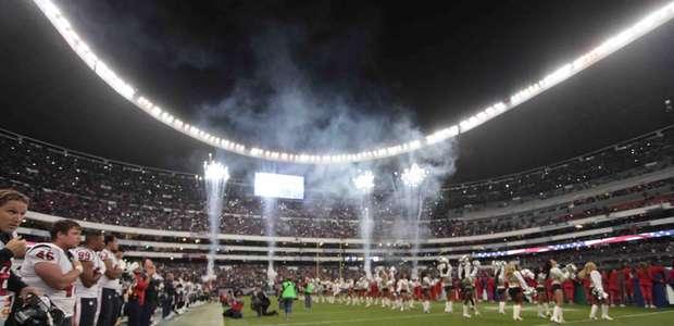 Juego de la NFL en México generó una derrama millonaria