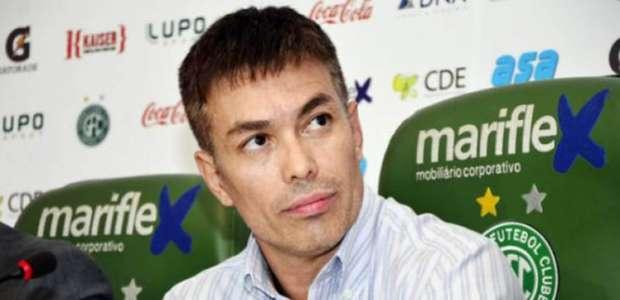 Guarani cancela coletiva e adia anúncio de novo treinador