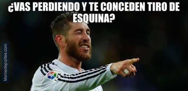 El gol de Ramos en el último suspiro, protagonista de ...