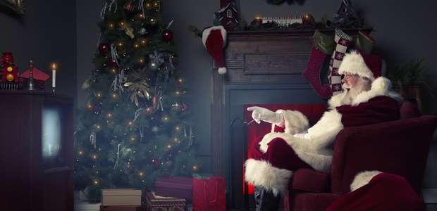 Padres pueden sorprender a sus hijos con Santa Claus