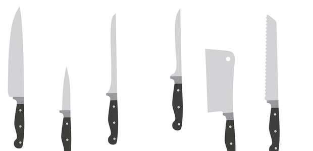Aprenda como escolher e conservar as suas facas de cozinha