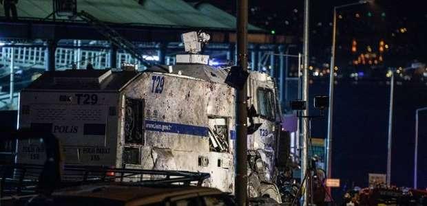 Presidente turco confirma vários mortos em atentados em ...