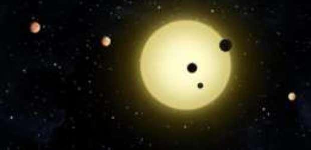El espectacular hallazgo de la NASA: un sistema solar ...