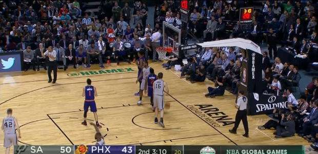 VIRAL: Basquete: Kawhi Leonard marca 38 pontos na NBA