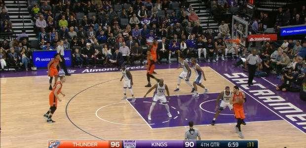 Westbrook faz seu 20º triplo-duplo