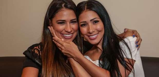 Simone e Simaria já foram noivas em programa de TV