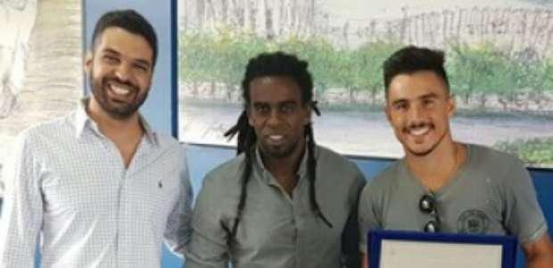 William se despede do Cruzeiro e recebe homenagem do clube