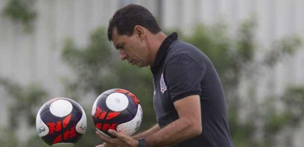 Corinthians faz primeiro treino nos EUA, e Carille ...