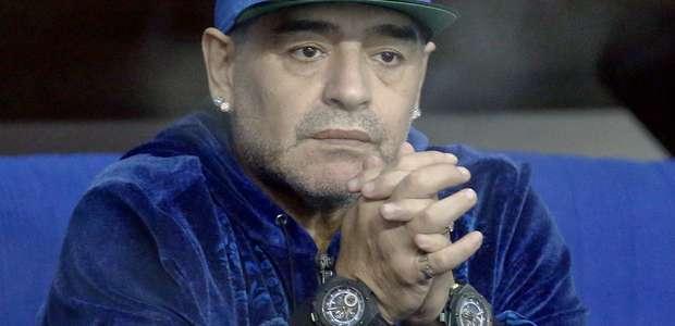Maradona es aún reverenciado en Nápoles