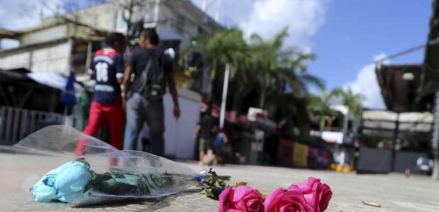 Ciudad mexicana teme más violencia por drogas tras balacera