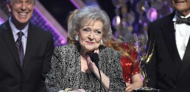 Betty White revela qué es lo mejor de cumplir 95 años