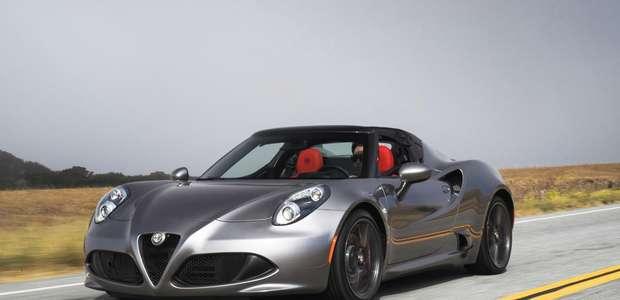 "El Alfa Romeo 4C modelo 2016, gana premio ""Buyer's Choice"""