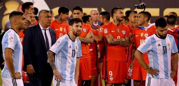 Ya es oficial: Argentina recibirá a Chile en el ...