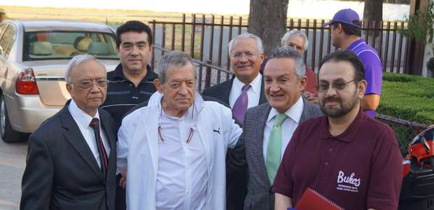 Jacinto Licea será coordinador de deportes de Medicina: IPN