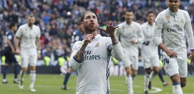 Ramos da el campeonato de invierno a un Real Madrid sin ...