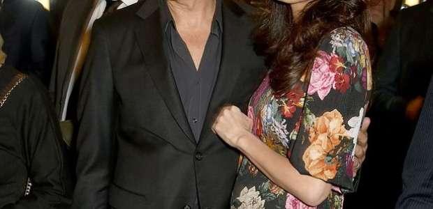 George Clooney y su esposa Amal esperan mellizos