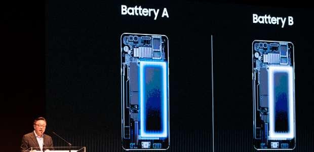 Samsung explica los incendios del Galaxy Note 7