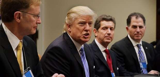 Cumplió su promesa: Donald Trump sacó a EE.UU. del TPP