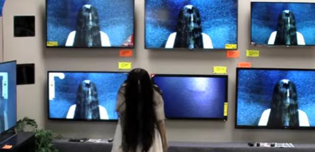 Con esta aterradora broma promocionan 'El Aro 3' (VIDEO)