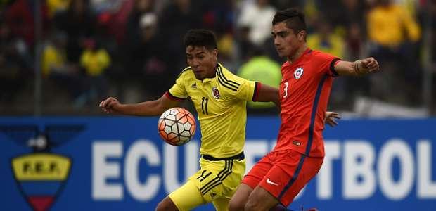 Rotundo fracaso: Chile Sub-20 eliminado del Sudamericano ...