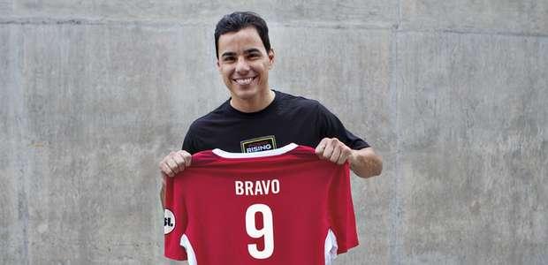 Omar Bravo jugará en la tercera división del futbol de ...