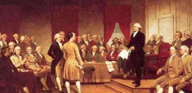 Constituição Americana de 1787: crítica de um historiador