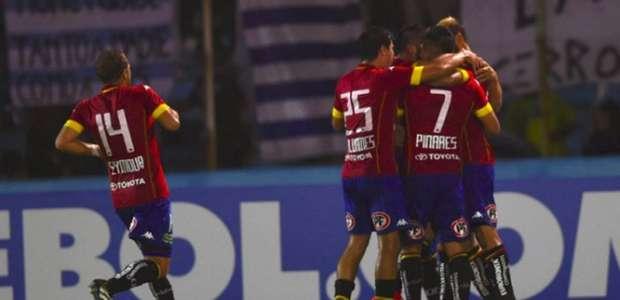 1-1 Valioso empate entre Unión Española y The strongest
