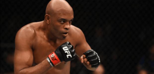 Anderson Silva é suspenso por 1 mês após vitória no UFC 208