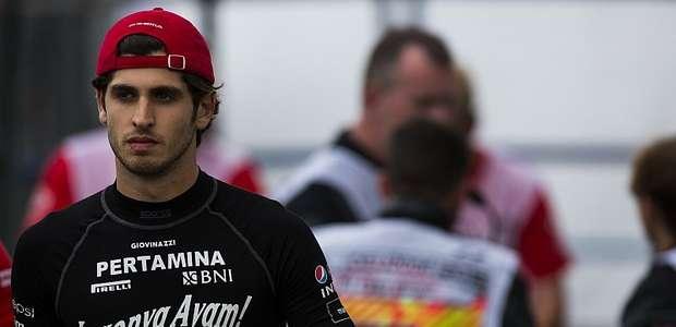 Sauber confirma que Giovinazzi sustituirá a un lesionado