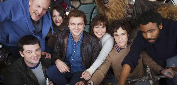 """Comienza rodaje de filme de """"Star Wars"""" de Han Solo"""