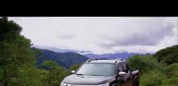 Vídeo: Nissan revela detalhes da nova Frontier; picape ...