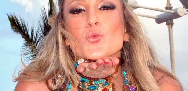 Claudia Leitte e Twitter lançam novidade neste carnaval