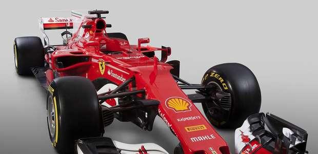 GALERÍA: el Ferrari SF70-H