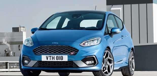 Novo Fiesta ST chegará em 2018 com 200 cv