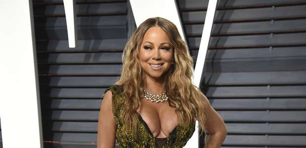 Vanity Fair Oscar Party: Mariah Carey lidera la lluvia ...
