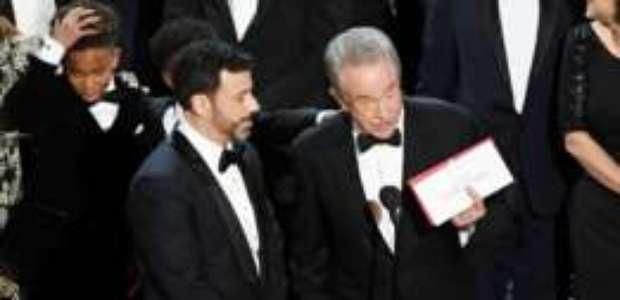 Consultoria responsabiliza colaborador por erro no Oscar