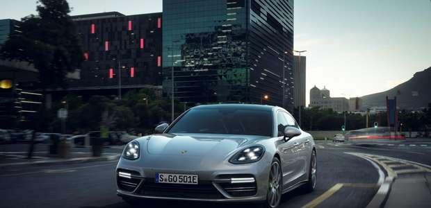 Turbo S E-Hybrid es el más potente Panamera de Porsche