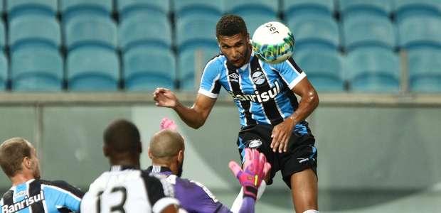 Reservas do Grêmio ficam no 1 a 1 com Ceará antes de Gre-Nal