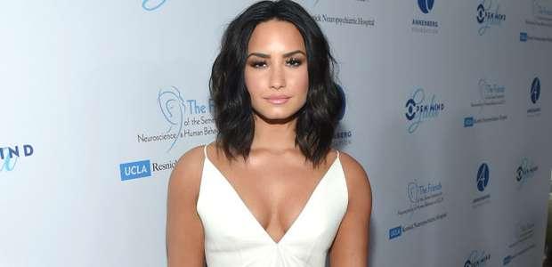 Los escotes más explosivos de Demi Lovato (FOTOS)