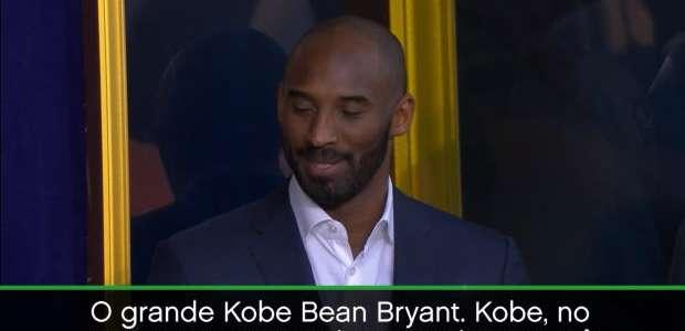 """Shaq: """"Eu não teria sido campeão sem Kobe"""""""