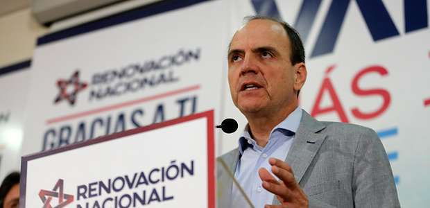 RN proclamará hoy a Piñera como su candidato presidencial
