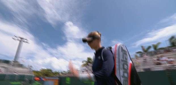 WTA Miami: Lucic-Baroni vence A. Radwanska (6-0, 6-3)