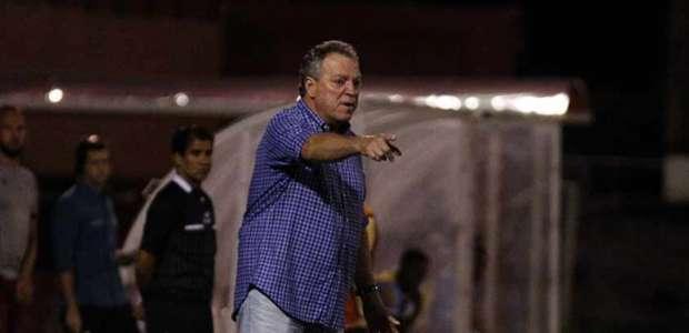 Abel Braga destaca marcação alta e objetivos alcançados ...